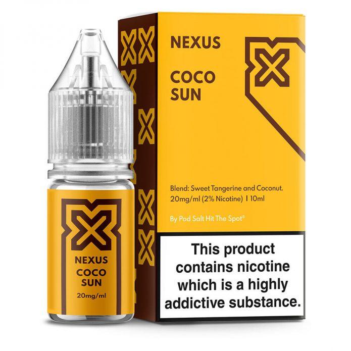 nexus nic salts now in stock at ape vapes