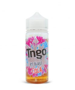 cola ice blast by tngo now in stock at www.apevapes.co.uk