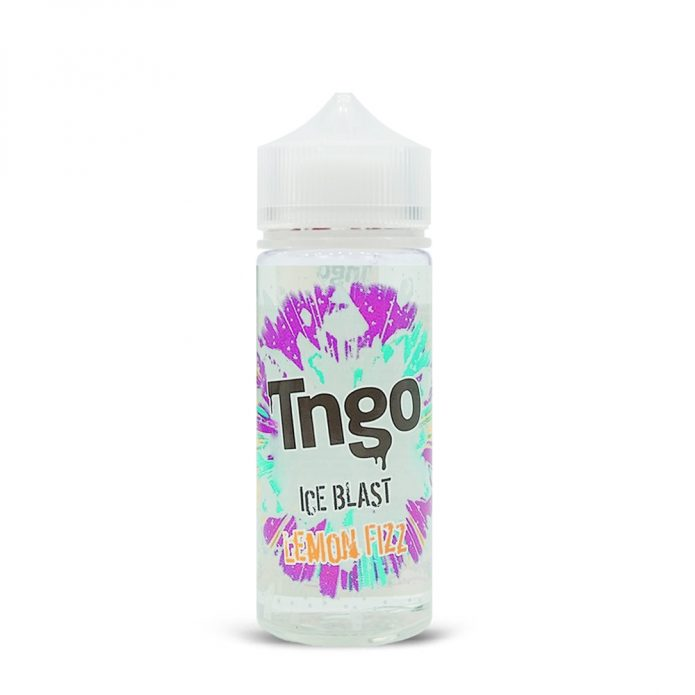 lemon ice blast by tngo now in stock at www.apevapes.co.uk