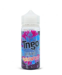 passionfruit ice blast now in stock at www.apevapes.co.uk