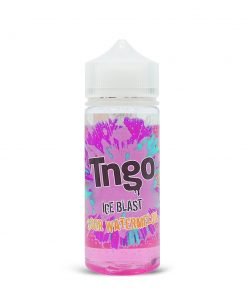 sour watermelon ice blast by tngo now in stock at www.apevapes.co.uk