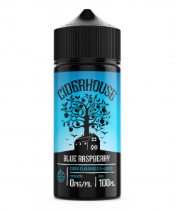 blue raspberry Eliquid by ciderhouse now in stock