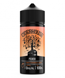 peach by ciderhouse 100ml now in stock