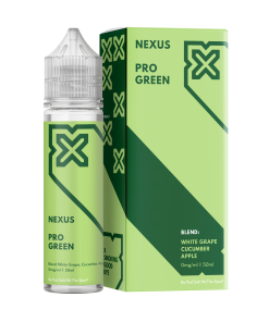 Nexus Pro Green now in stock at ape vapes
