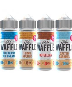 Mr Waffle E Liquid
