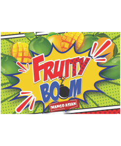 Fruity Boom Now in stock at www.apevapes.co.uk
