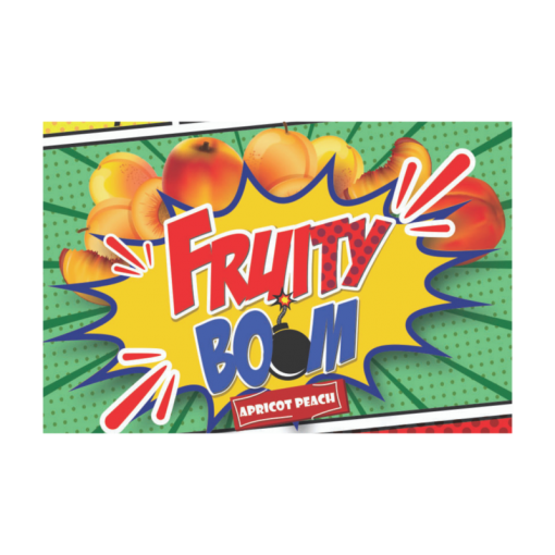 Fruity Boom Eliquids now in stock at www.apevapes.co.uk