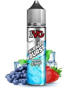 Blueberg shortfill eliquid by IVG