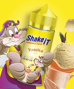 Vanilla Milkshake by Shake It now in stock | www.apevapes.co.uk