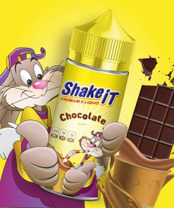 Chocolate Milkshake by Shake It 100ml Now in stock | www.apevapes.co.uk