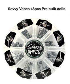 Savvy Coil Set 48 piece