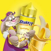 Banana Milkshake by Shake It now in Stock | www.apevapes.co.uk