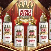 Donut King Limited Edition Eliquid