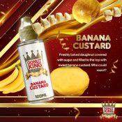Banana Custed Donut King Limited Edition