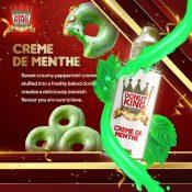 Creme De Menthe Donut King Limited Edition
