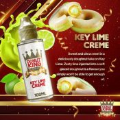 Key Lime Creme Donut King Limited Edition