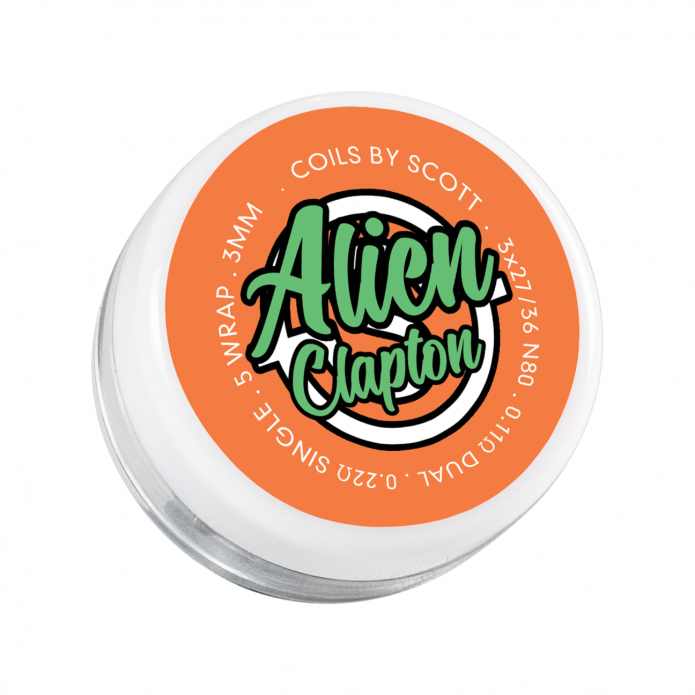 Coils by Scott now in stock at www.apevapes.co.uk